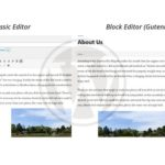 Tips for Converting an Existing WordPress Website to Use the Gutenberg Block Editor
