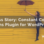 Success Story: Constant Contact Forms Plugin for WordPress