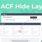 WordPress plugin for ACF Pro allowing to hide the layout of the flexible content on the frontend.