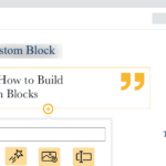 How to Create Custom Gutenberg Block in WordPress Without a Plugin