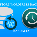 How to Restore WordPress Backup Manually (DIY Guide) – Toomakesense