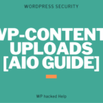 Wp-content/uploads Hack – How to protect WordPress Directory