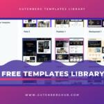 Biggest Gutenberg Templates Library by Gutenberg Hub