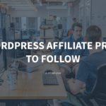 Top WordPress Affiliate Program to Follow – GretaThemes