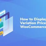 How to Display the Variation Price in WooCommerce