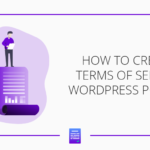 How to Create Terms of Service WordPress Popups