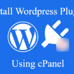 How to Install a WordPress Plugin on Cpanel