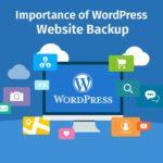Importance of WordPress Website Backup – SecurItPress