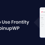 How to use Frontity with SpinupWP