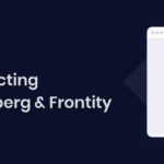 Connecting Gutenberg and Frontity