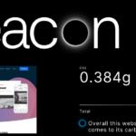 Beacon – calculate a website's environmental impact
