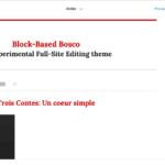 Implementing Global Styles in Block-Based Bosco