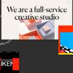 14 Inspiring Creative Agency and Designer Websites