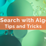 WP Search with Algolia Tips and Tricks