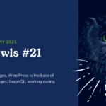 WP Owls #21 – WP Owls