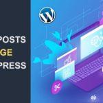 WordPress Display Posts on Page | Fixrunner.com