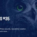WP Owls #35 – WP Owls
