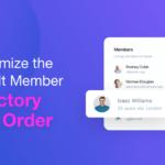 Customizing the Default WordPress Member Directory Sort Order
