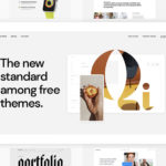 Introducing the Qi Theme – A Free WordPress Theme by Qode