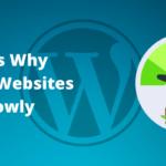 7 Reasons Why WordPress Websites Load Slowly
